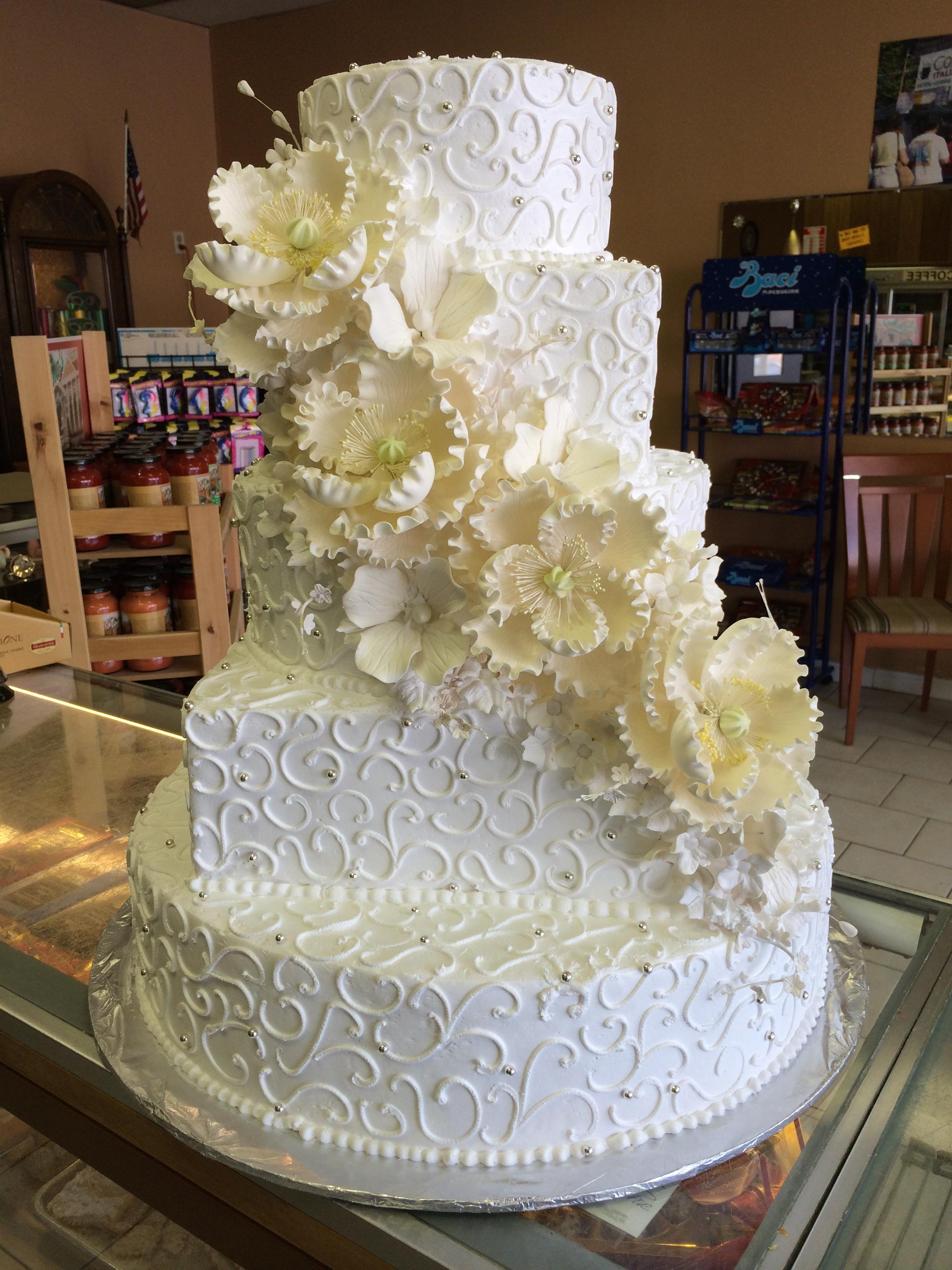 The Pastry Garden Wedding Cakes