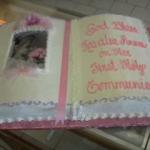 Communion Bible Cake 2