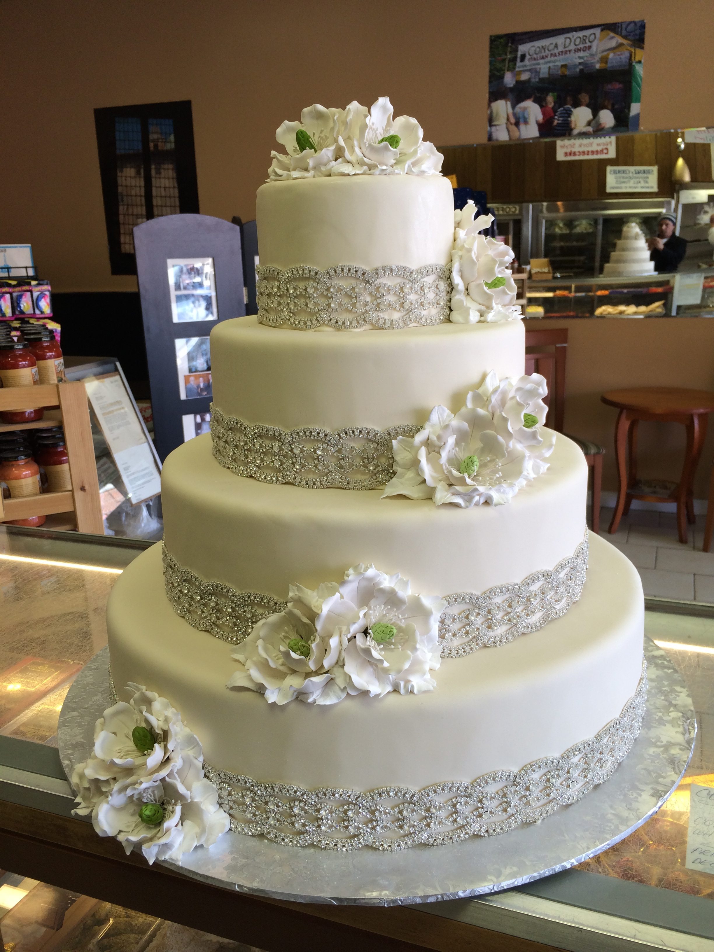 Wedding Cakes Fancy