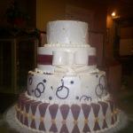 Mod Style Cake