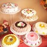 Venetian Cakes