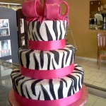 Zebra Sweet 16