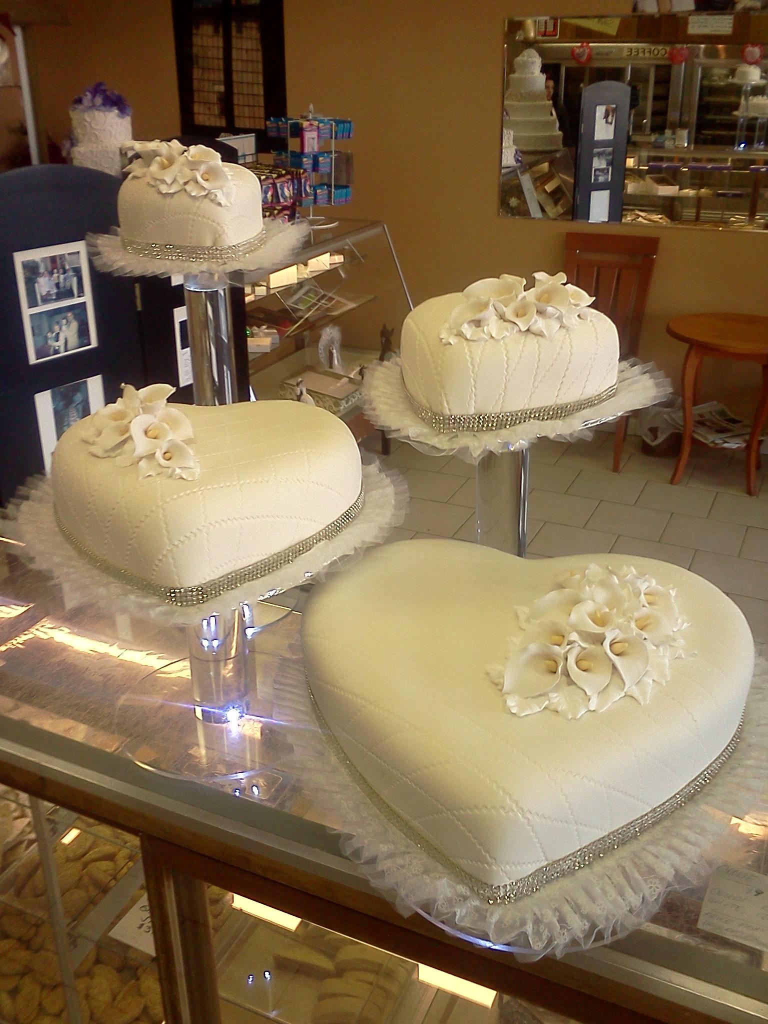 Wedding Cakes | Conca D\'Oro Italian Pastry Shop